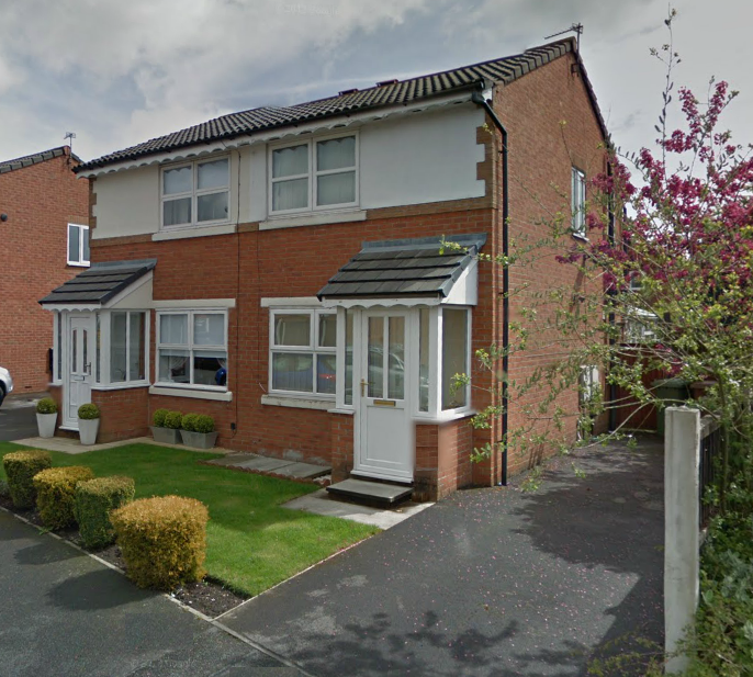 Squires Close, Haydock, St Helens